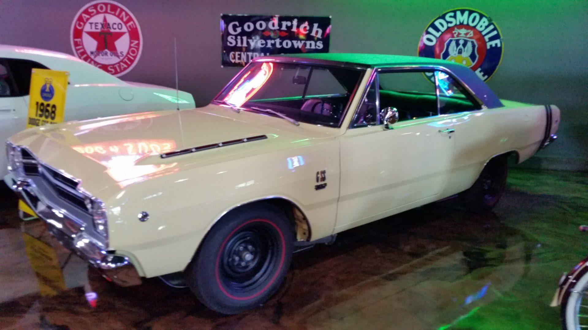1968 Dodge Dart Remlinger Muscle Cars